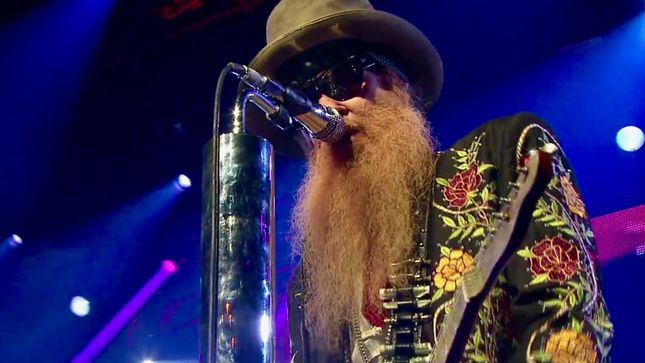 "ZZ TOP's BILLY GIBBONS On Upcoming Tour With JOHN FOGERTY - ""Equality Of The Good Time Is The Order Of The Day… And Night"""