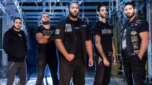 SENSE OF FEAR Sign With Rockshots Records For Release Of Debut Album