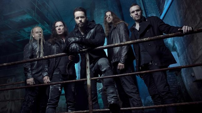 KAMELOT Launch The Shadow Theory Cover Artwork Contest; Win An Evening With The Band