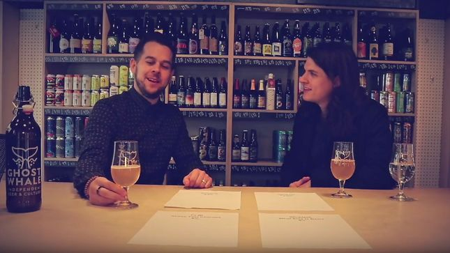 TAX THE HEAT Release The Medicine Sessions: Episode Seven: Beer Tasting At Ghost Whale; Video