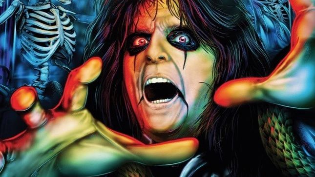 ALICE COOPER, METALLICA, OZZY OSBOURNE, MÖTLEY CRÜE, FREDDIE MERCURY And Others Immortalized In New Line Of Comic Books