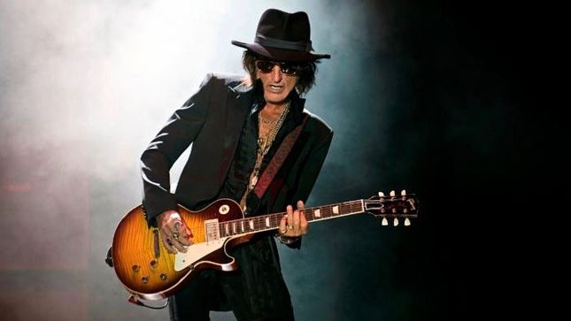 "JOE PERRY Talks Sweetzerland Manifesto – ""I Like To Think Of It As A Classic Rock Record"""