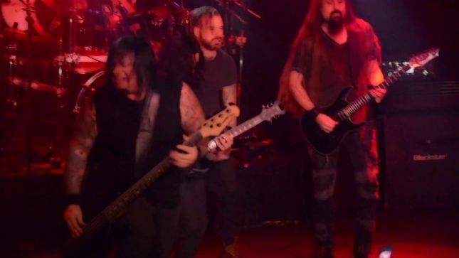 PRONG, Current And Former Members Of DANZIG, TESTAMENT, I AM MORBID, BAD WOLVES Pay Tribute To SLAYER At Ultimate Jam Night (Video)