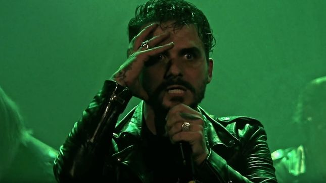 "GRAVE PLEASURES Release ""Mind Intruders"" Music Video; European Tour With MINISTRY Confirmed"