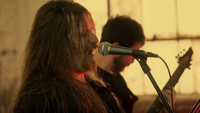 "RIVERS OF NIHIL Release ""A Home"" Music Video; New Album Out Now"