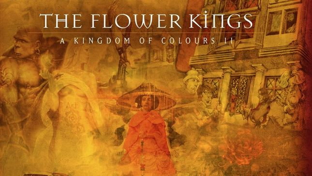 THE FLOWER KINGS To Release A Kingdom Of Colours 2 (2004 - 2013) Boxset