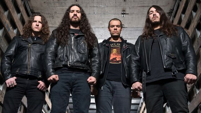 "EXMORTUS Streaming ""Victory Or Death!"" Guitar Instruction Video"