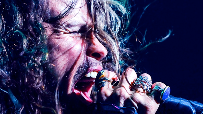AEROSMITH Singer STEVEN TYLER Recording At FAME Studios In Muscle Shoals, Alabama; Fan Encounters Posted