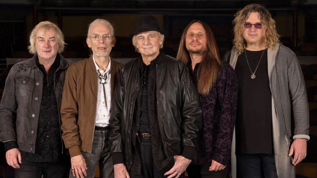 YES Reveal Details For 50th Anniversary North American Tour