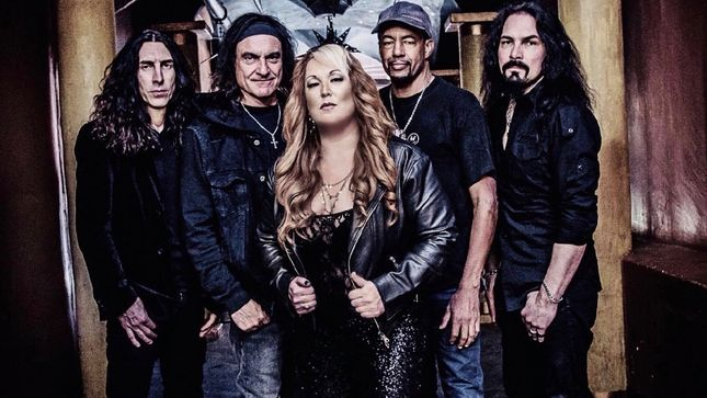 TARA LYNCH Reveal Evil Enough Album Details; EU / UK Release Featuring VINNY APPICE, TONY MACALPINE, PHIL SOUSSAN And More