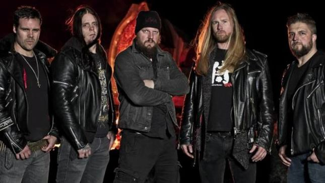 THE CROWN's Cobra Speed Venom Album Enters International Charts