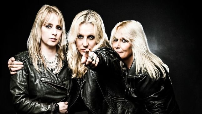 ROCK GODDESS Announce Departure Of Bassist TRACEY LAMB