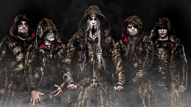 "DIMMU BORGIR Release Official Video For New Song ""Council Of Wolves And Snakes"""