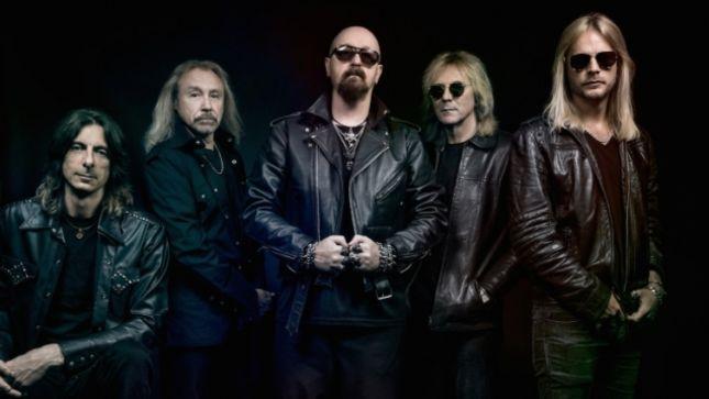Judas priest guitarist richie faulkner we make a record for Coliseum motor company casper wy