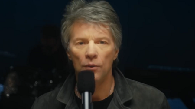 "BON JOVI Streaming Official Music Video For New Single ""Walls"""
