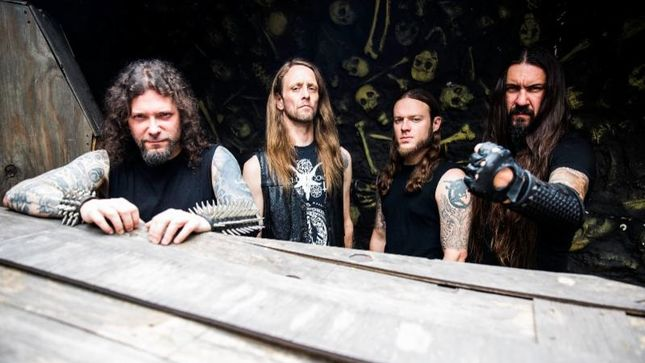 GOATWHORE Tour Schedule Updated