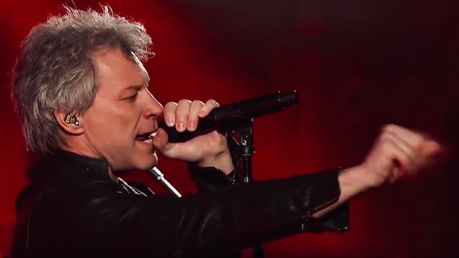 "BON JOVI - ""A Good Portion Of The Planet Believes I'm From Philly"""