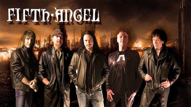 Fifth Angel Metal Blade Record To Reissue First Two