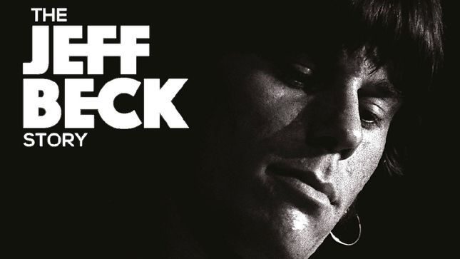 "JEFF BECK On JIMMY PAGE - ""We Were Two People On A Quest To Find Out How Things Were Done And Generally Enjoying This Thing With 100 Percent Attention To Detail""; Still On The Run: The Jeff Beck Story Out This Friday"