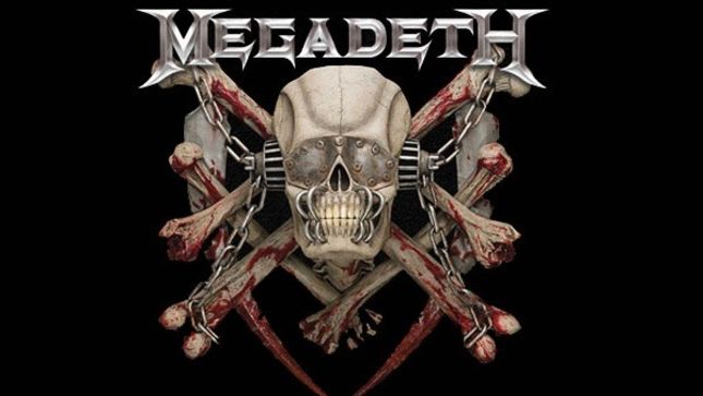 "MEGADETH Streaming Newly Remastered Track ""The Skull Beneath The Skin"" From Deluxe Reissue Of Killing Is My Business... And Business Is Good"