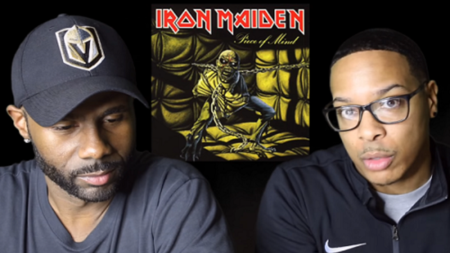 "IRON MAIDEN - Lost In Vegas Reacts To ''The Trooper'' - ""Excellent Solo, Of Course"""