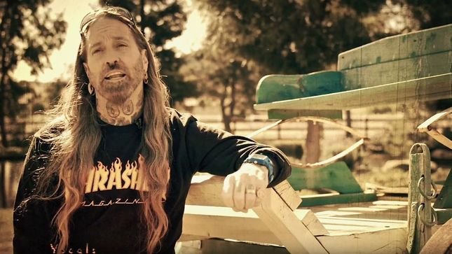 DEVILDRIVER - Outlaws 'Til The End Interview Series Part 1 Posted; Includes Commentary From RANDY BLYTHE, HANK3, LEE VING And More