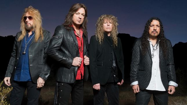 "STRYPER Talk God Damn Evil - ""It's Us Asking God To Condemn And Damn All The Evil Around Us"""