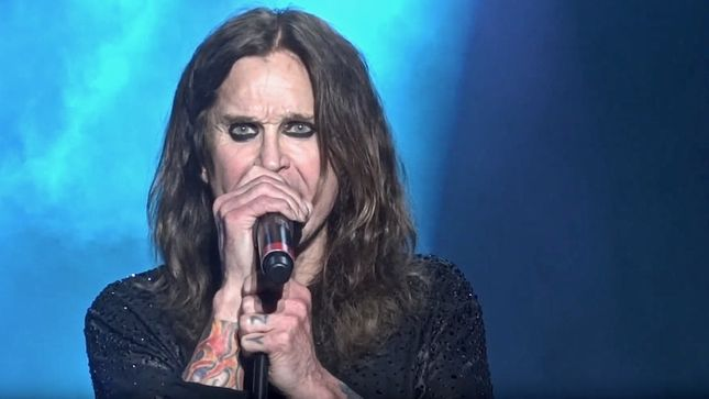 OZZY OSBOURNE Hangs Up His Car Keys For Good