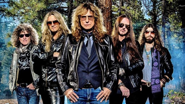 WHITESNAKE Frontman DAVID COVERDALE's Postcards From The Road: Part 5 (Video)