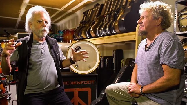 SAMMY HAGAR's Rock & Roll Road Trip - Deleted Scene From BOB WEIR Episode Streaming