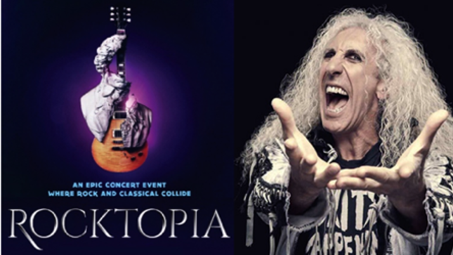 "DEE SNIDER Kicks Off Rocktopia Run On Broadway With ""We're Not Gonna Take It""; Video Available"