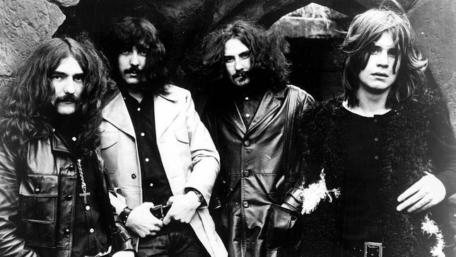 BLACK SABBATH To Release Supersonic Years - The Seventies Singles Box Set In June