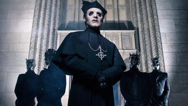 "GHOST To Release Prequelle Album In June; ""Rats"" Music Video Streaming"