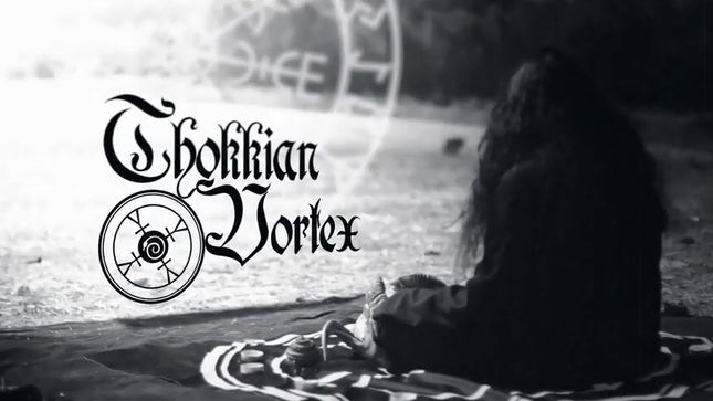 "THOKKIAN VORTEX – Featuring Former ANCIENT Vocalist Streaming ""Huginn And Muninn In The Realms Of Mist"" Video"