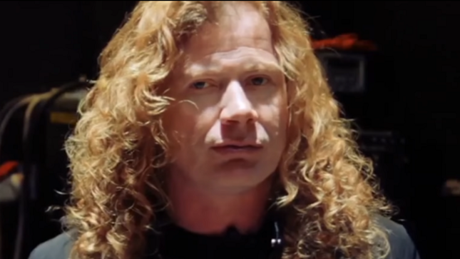 MEGADETH Frontman DAVE MUSTAINE To Appear At Rainbow Bar & Grill For À Tout Le Monde Beer Tasting Meet & Greet