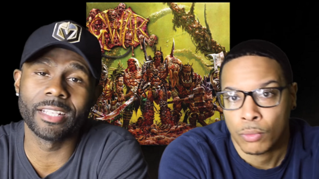 "GWAR - Lost In Vegas Reacts To ""Immortal Corrupter"" - ""You Can't Judge A Book By Its Cover"""