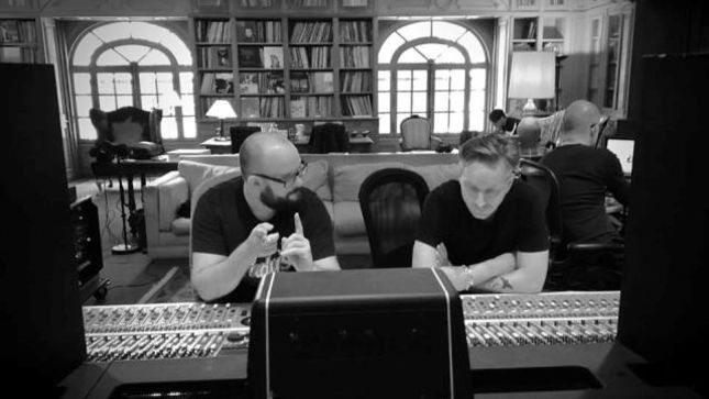 RAMMSTEIN Begin Recording On New Album; Photos Available