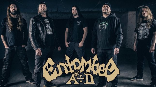 "ENTOMBED A.D. Release New Single ""Fit For A King"" (Audio)"