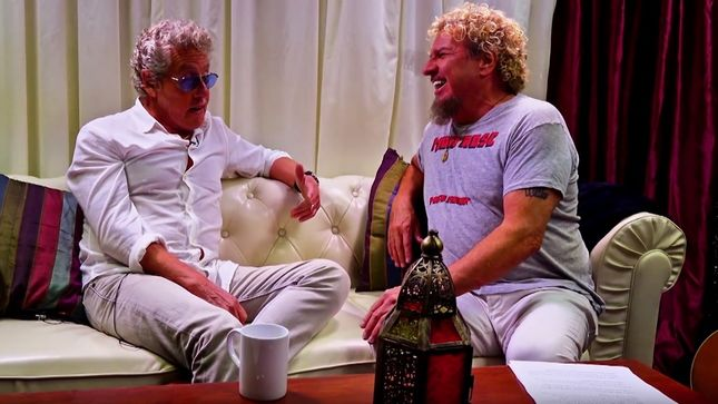 SAMMY HAGAR's Rock & Roll Road Trip - Deleted Scene From ROGER DALTREY Episode Streaming