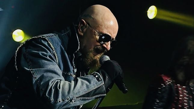 JUDAS PRIEST Frontman ROB HALFORD -