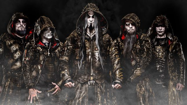 DIMMU BORGIR - Eonian Mailorder Edition Unboxing Video Streaming
