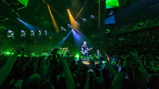 METALLICA - Professional Live Audio Recording Of March 29th Hamburg Show Available