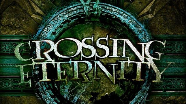 "CROSSING ETERNITY Premiere ""High Above The Crown"" Lyric Video"