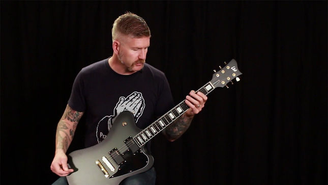 MASTODON - Video Of BILL KELLIHER Guitar Masterclass In Melbourne Posted