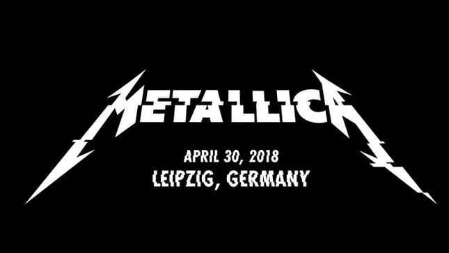 "METALLICA Draw ""The Shortest Straw"" In Leipzig; Video"