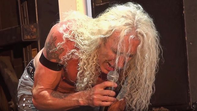 TWISTED SISTER Frontman DEE SNIDER Signs Worldwide Deal With Napalm Records; For The Love Of Metal Album Due This Summer