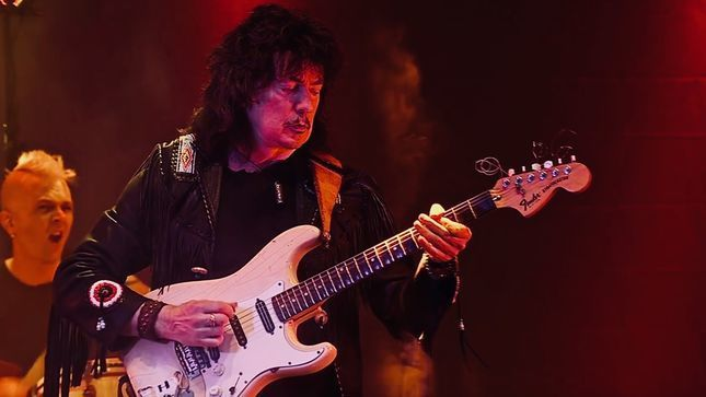 "RITCHIE BLACKMORE On His DEEP PURPLE Successors - ""JOE SATRIANI And STEVE MORSE Are Brilliant Players"""
