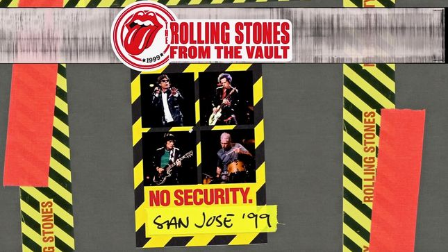 THE ROLLING STONES - From The Vault: No Security - San Jose 1999 Concert Film Out In July; Video Trailer