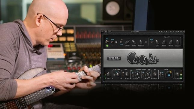 DEVIN TOWNSEND - Video Of PRS SuperModels Amp Plugin Demo Available