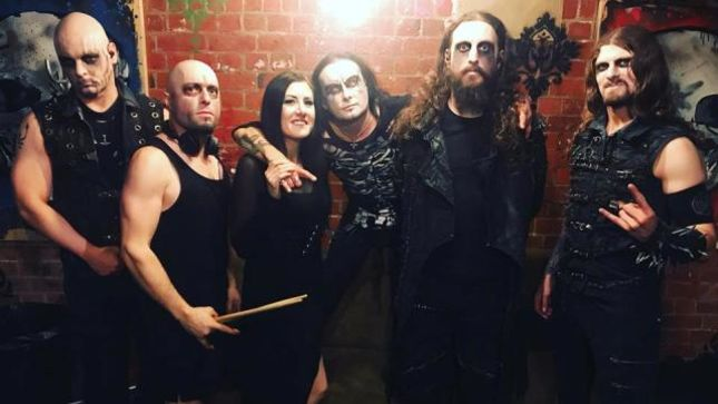 "CRADLE OF FILTH Keyboardist / Backing Vocalist LINDSAY SCHOOLCRAFT - ""I Couldn't Ask For Better People To Spend My Time With Through Thick And Thin Across Five Continents"""
